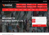Revenue Supply LTD is a private limited company registered in United Kingdom under Company No. 09816788  (revenuesupply.com)