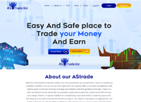 astrade.biz : Welcome to the website of AStrade Limited
