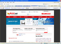 b-u-x.net : B-U-X get paid to click ads or buy web traffic - targeted bux ptc