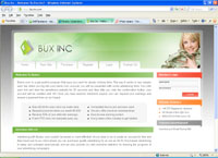 Bux Inc : Welcome To Bux Inc (buxinc.com)