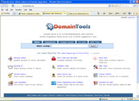 Domain Tools: Whois Lookup and Domain Suggestions (domaintools.com)