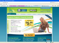 Hostmonster - Top rated web hosting provider (hostmonster.com)