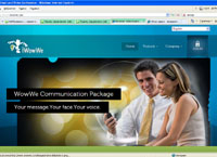iwowwe.com : iWowWe- Video Email and Video Conference