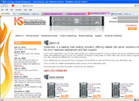 Web Hosting provider Kiloservers | Good hosting, fast dedicated servers (kiloservers.com)