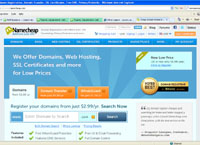 namecheap.com : Namecheap - Cheap Domain Names Registration, Domain Transfer, SSL