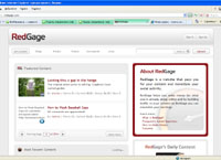 redgage.com : RedGage is a website that pays you for your content and monetizes activity